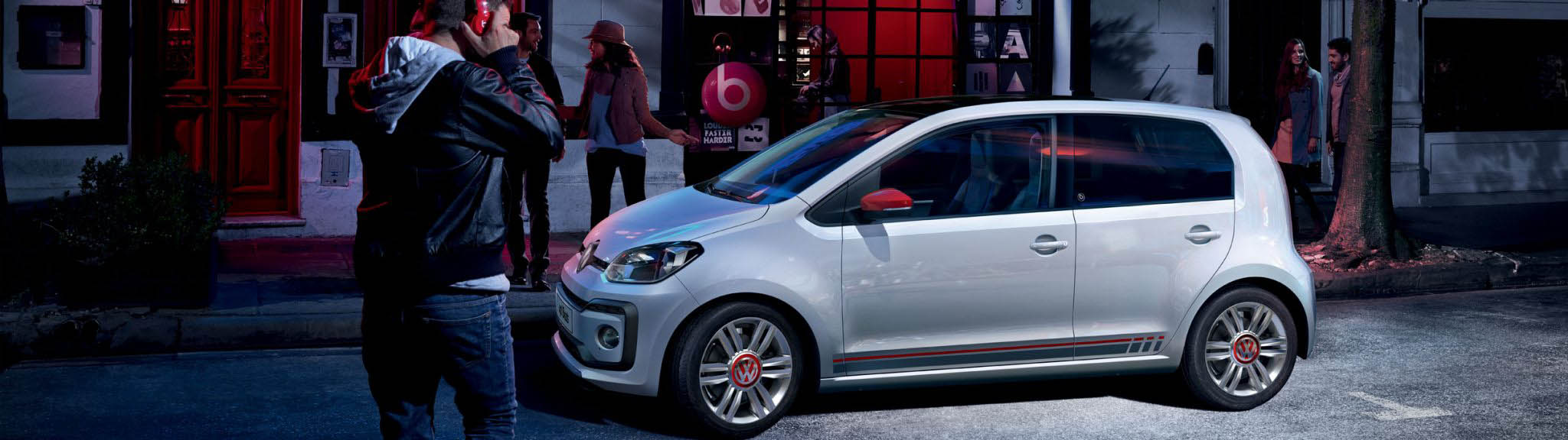 Read review on the Volkswagen up