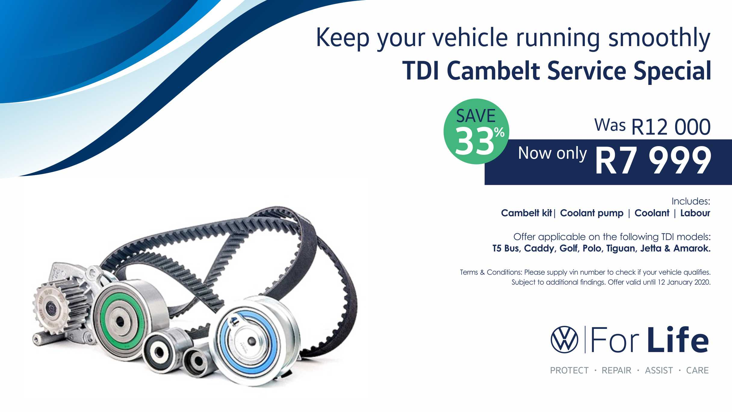 Cambelt service special at Barons Tokai
