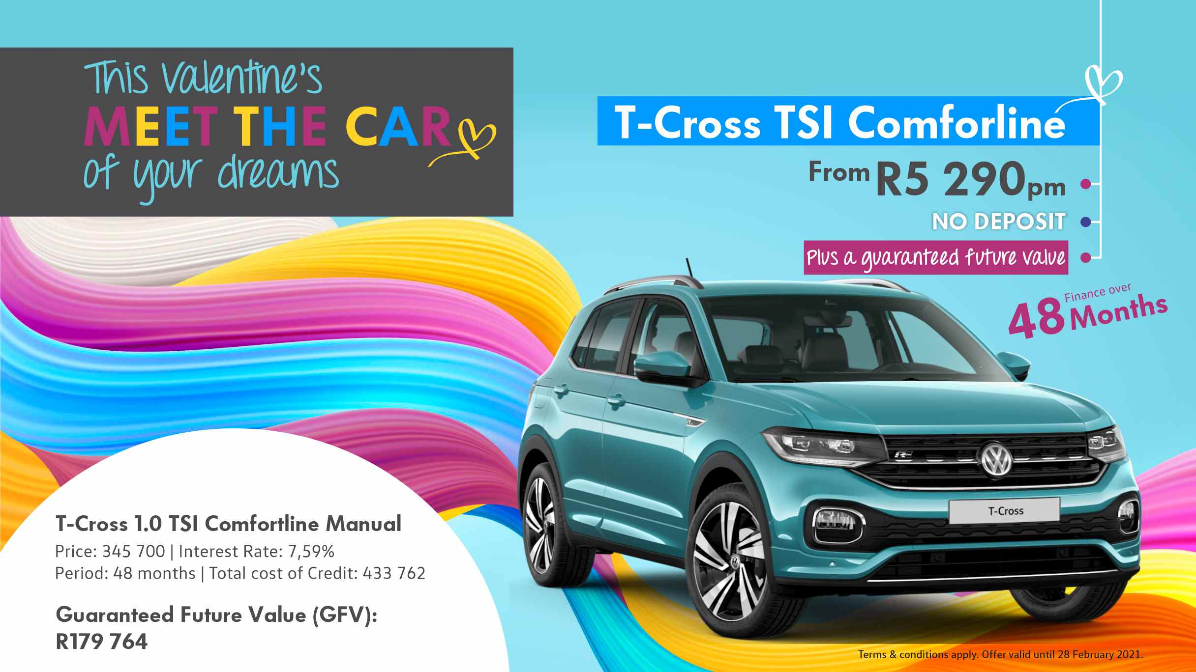 T-Cross special offer at Barons Tokai